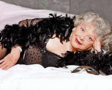 anziana prostituta video